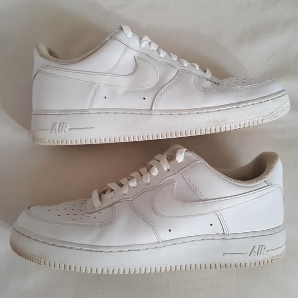 Mens Nike Air Force 1 Triple White Size 11